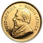 1/2 oz Gold South African Krugerrand - Random Year