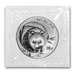 2003 1 oz Silver Chinese Panda - (Sealed)