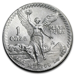 1982 1 oz Silver Mexican Libertad (Brilliant Uncirculated)