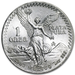 1983 1 oz Silver Mexican Libertad (Brilliant Uncirculated)