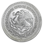 1996 1 oz Silver Mexican Libertad (Brilliant Uncirculated)