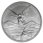 1998 1 oz Silver Mexican Libertad (Brilliant Uncirculated)