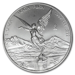 1999 1 oz Silver Mexican Libertad (Brilliant Uncirculated)