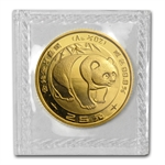 1983 (1/4 oz) Gold Chinese Pandas - (Sealed)