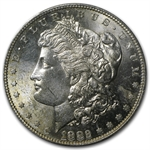 1882-S Morgan Dollar - MS-63 PCGS