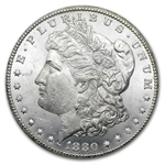 1880/79-CC Morgan Dollar - Brilliant Uncirculated