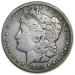 1890-CC Morgan Dollar - Fine