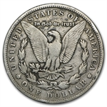 1882-CC Morgan Dollar - Very Good