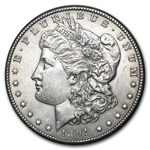 1891-CC Morgan Dollar - Brilliant Uncirculated