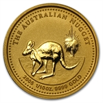 2005 1/10 oz Australian Gold Nugget