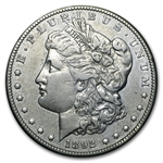 1892-CC Morgan Dollar - Very Fine
