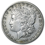 1895-S Morgan Dollar - Very Fine