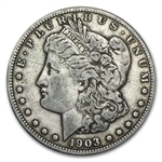 1903-S Morgan Dollar - Very Fine