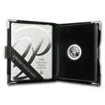 1998-W 1/10 oz Proof Platinum American Eagle (w/Box & CoA)