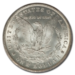 1880-CC Morgan Dollar - MS-63 PCGS