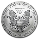 2001 1 oz Silver American Eagle (Brilliant Uncirculated)