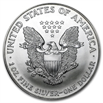 1999 1 oz Silver American Eagle (Brilliant Uncirculated)
