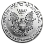 1998 1 oz Silver American Eagle (Brilliant Uncirculated)