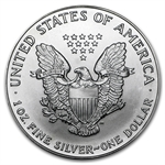 1993 1 oz Silver American Eagle (Brilliant Uncirculated)