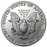1992 1 oz Silver American Eagle (Brilliant Uncirculated)