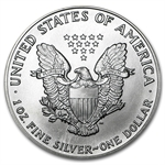 1991 1 oz Silver American Eagle (Brilliant Uncirculated)