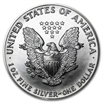 1989 1 oz Silver American Eagle (Brilliant Uncirculated)