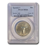 1935 Old Spanish Trail MS-64 PCGS