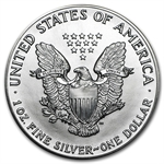 1987 1 oz Silver American Eagle (Brilliant Uncirculated)