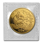 1994 1 oz Gold Chinese Panda - Small Date (Sealed)