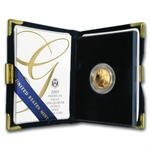 2005-W 1/4 oz Proof Gold American Eagle (w/Box & CoA)