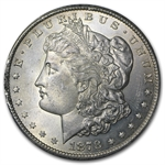 1878-CC Morgan Dollar - Brilliant Uncirculated