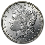 1880-O Morgan Dollar - Brilliant Uncirculated