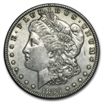 1899 Morgan Dollar - Almost Uncirculated