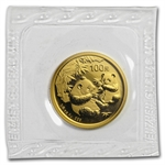 2006 (1/4 oz) Gold Chinese Pandas - (Sealed)