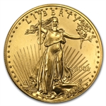 2006 1 oz Gold American Eagle - Brilliant Uncirculated
