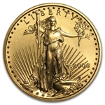 2006 1/4 oz Gold American Eagle - Brilliant Uncirculated