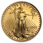 2006 1/10 oz Gold American Eagle - Brilliant Uncirculated