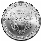 2006 1 oz Silver American Eagle (Brilliant Uncirculated)