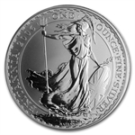 2006 1 oz Silver Britannia (Brilliant Uncirculated)