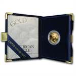 1998-W 1/4 oz Proof Gold American Eagle (w/Box & CoA)