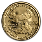 2006-W 1/10 oz Proof Gold American Eagle (w/Box & CoA)