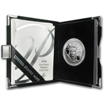 1998-W 1 oz Proof Platinum American Eagle (w/Box & CoA)
