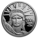 2006-W 1/4 oz Proof Platinum American Eagle (w/Box & CoA)