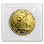 1993 1 oz Gold Chinese Panda - Large Date (Sealed)