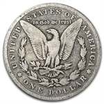 1878-1904 Morgan Silver Dollar - (Good or Better)
