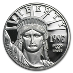 1997-W 1 oz Proof Platinum American Eagle (w/Box & CoA)