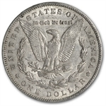 1896-O Morgan Dollar Almost Uncirculated-50 PCGS