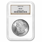 1898-O Morgan Dollar - MS-65 NGC