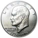 1976-S Eisenhower Silver Dollar MS-66 - PCGS