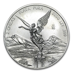 2000 2 oz Silver Mexican Libertad (Brilliant Uncirculated)